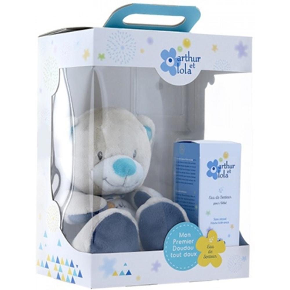 Arthur et lola coffret ourson bleu - arthur et lola -205740