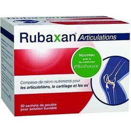 Articulations 30 sachets - rubaxan -219343