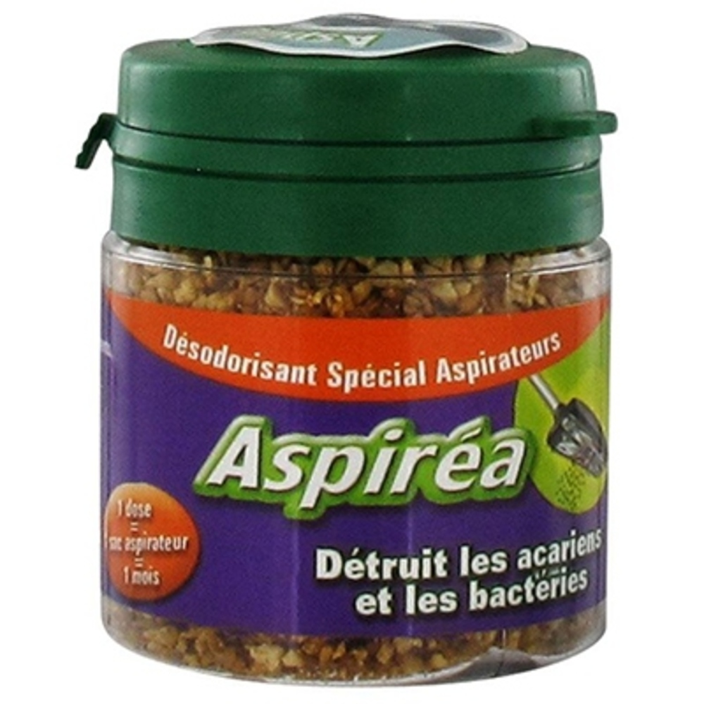 Aspirea désodorisant aspirateur cèdre Aspirea-5586