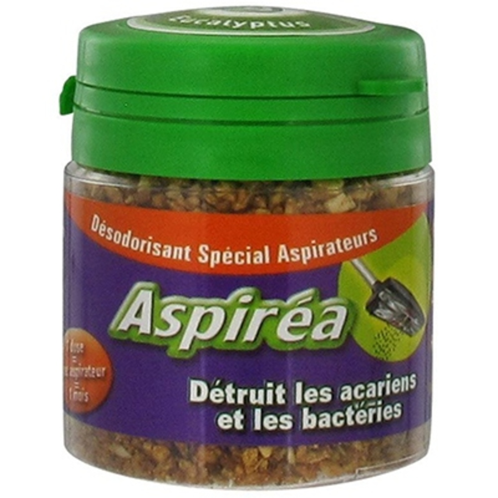 Aspirea désodorisant aspirateur eucalyptus Aspirea-5585