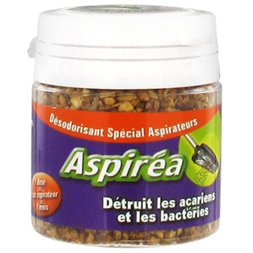 ASPIREA Désodorisant Aspirateur Lavande - 60.0 g - Désodorisant aspirateur - Aspirea Détruit les acariens et bactéries-5584