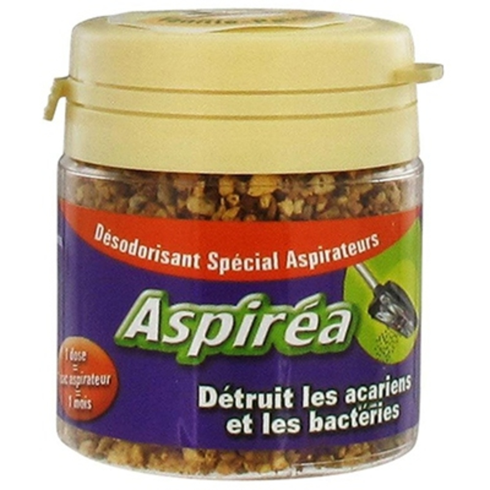 Aspirea désodorisant aspirateur vanille patchouli Aspirea-5582