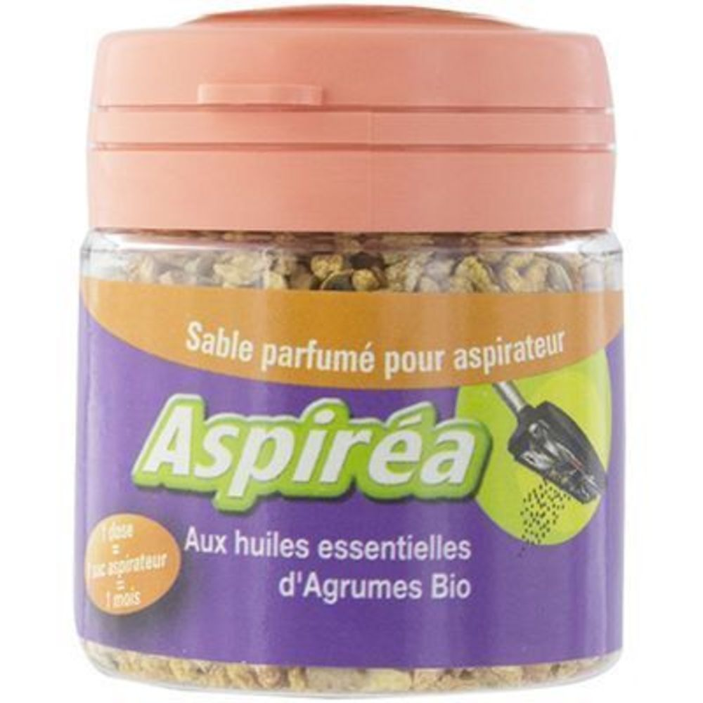 ASPIREA Sable Parfumé pour Aspirateur Agrumes - Aspirea -221964