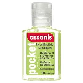 Assanis pocket gel pomme-poire - assanis -199763