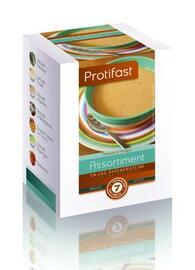 Assortiments veloute potages x7 - protifast Préparation en poudre diététique hyperprotéinée-148463