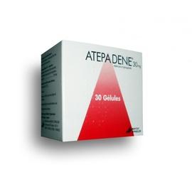 Atepadene 30mg - 30 gélules - mayoly spindler -192594