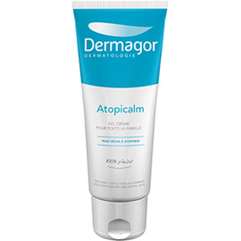 Atopicalm crème nourrissante corps - 250ml - dermagor -211098