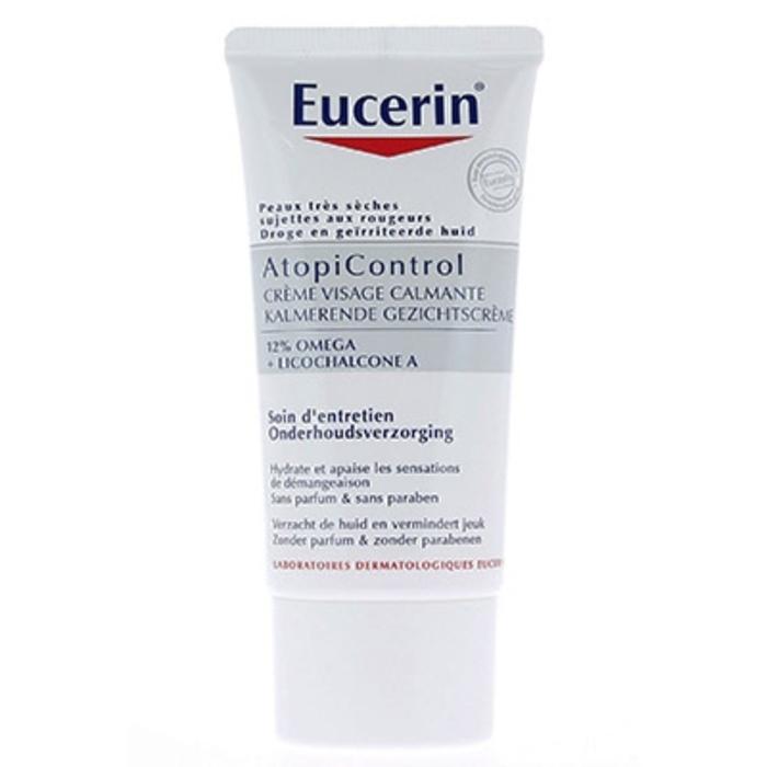 Atopicontrol crème visage calmante Eucerin-112494