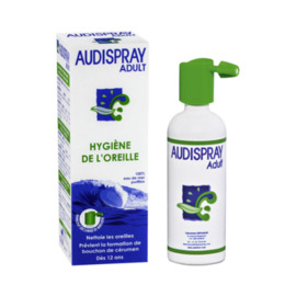 Audispray adulte 50ml - 50.0 ml - diepharmex -145401