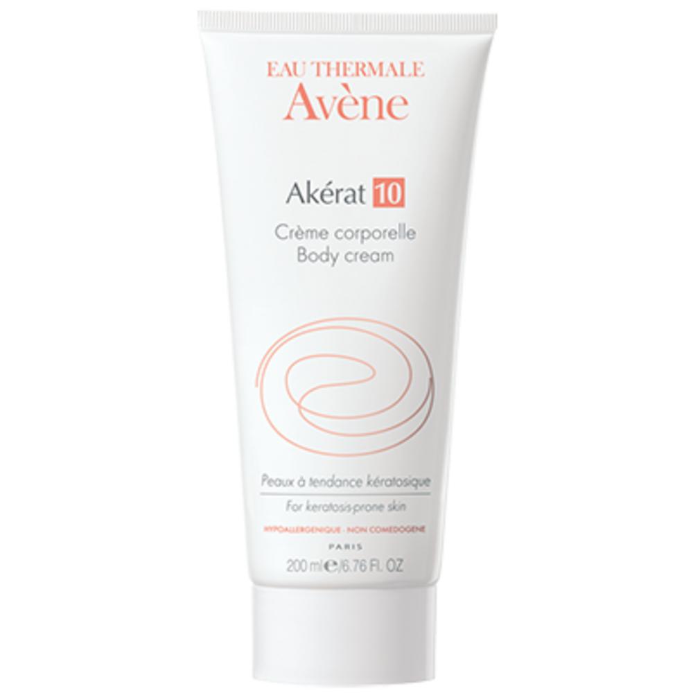 Avène akerat 10 crème corporelle - 200 ml - avène -82127