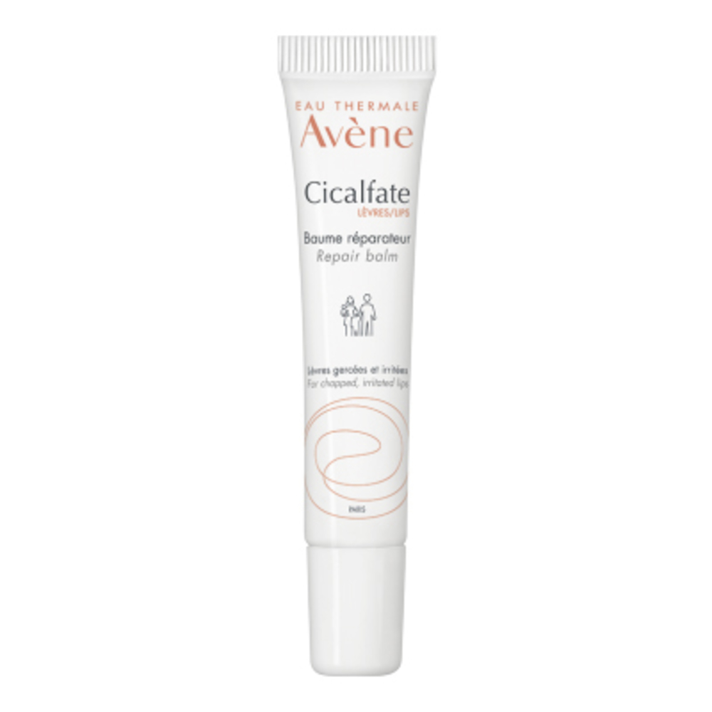 Avene cicalfate baume lèvres 10ml - avène -222392