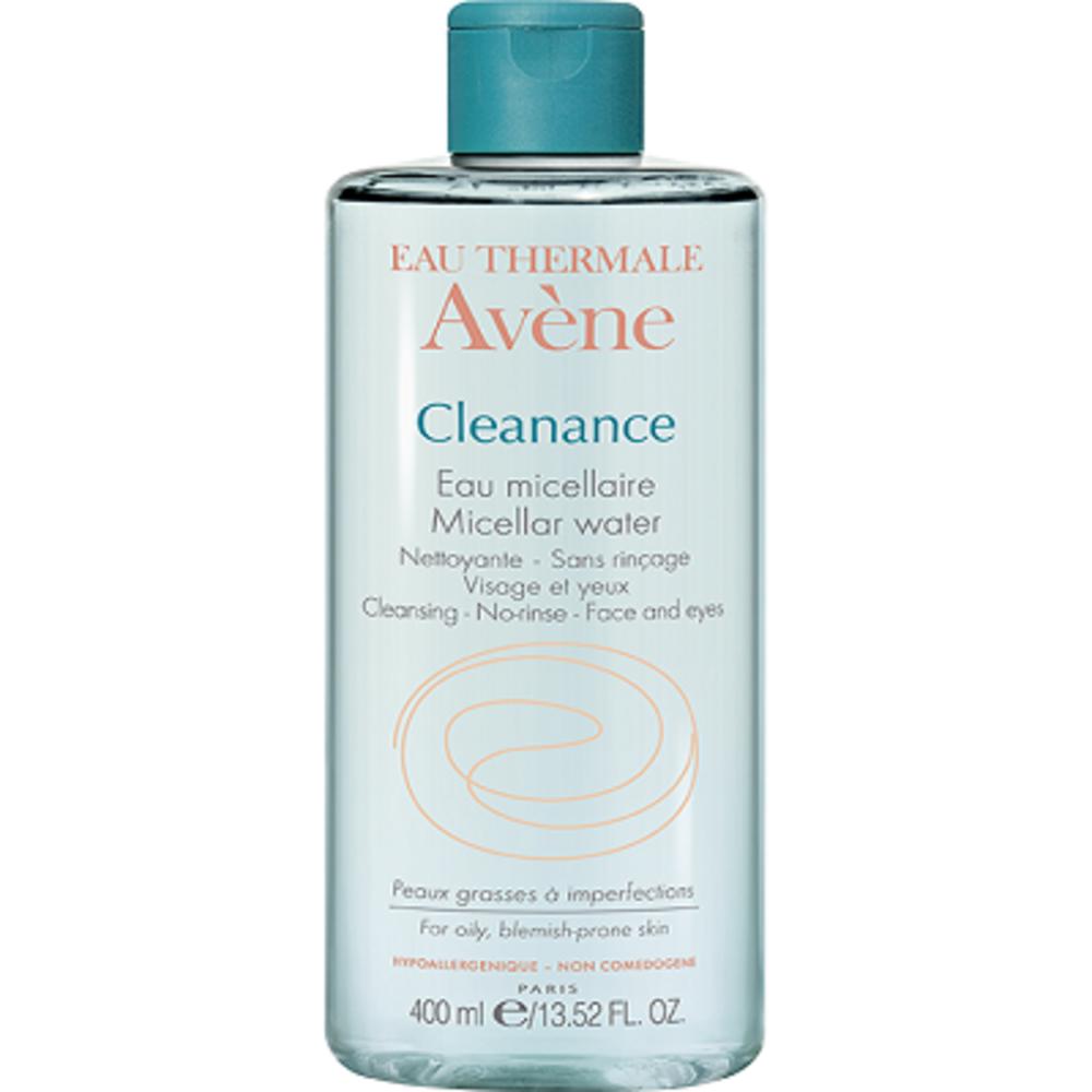 Avène cleanance eau micellaire - 400 ml - 400.0 ml - avène -146435