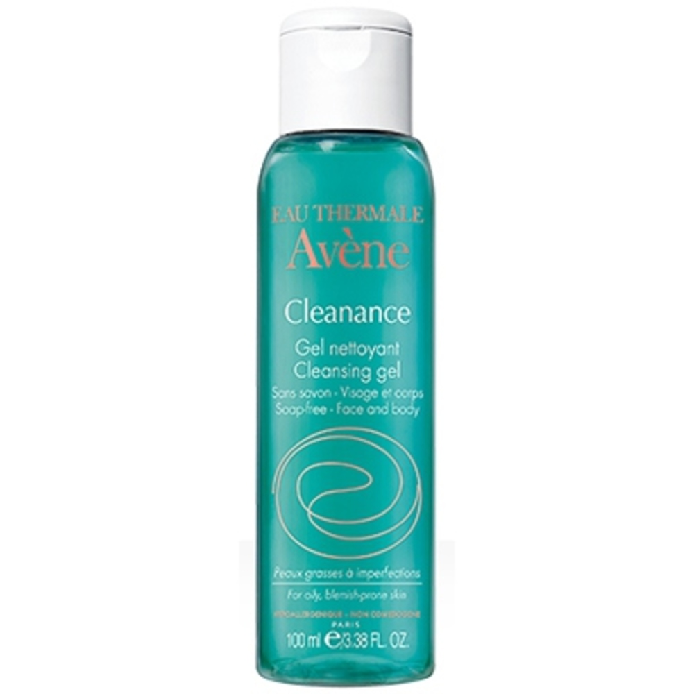 Avene cleanance gel nettoyant - 100ml - avène -205743