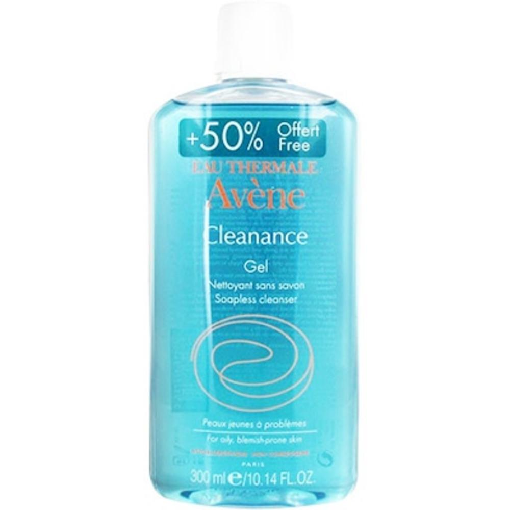 Avène cleanance gel nettoyant 300ml - avène -146434