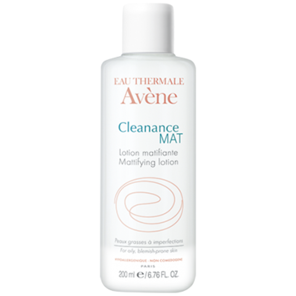 Avene cleanance lotion matifiante - 200ml - 200.0 ml - avène -146436