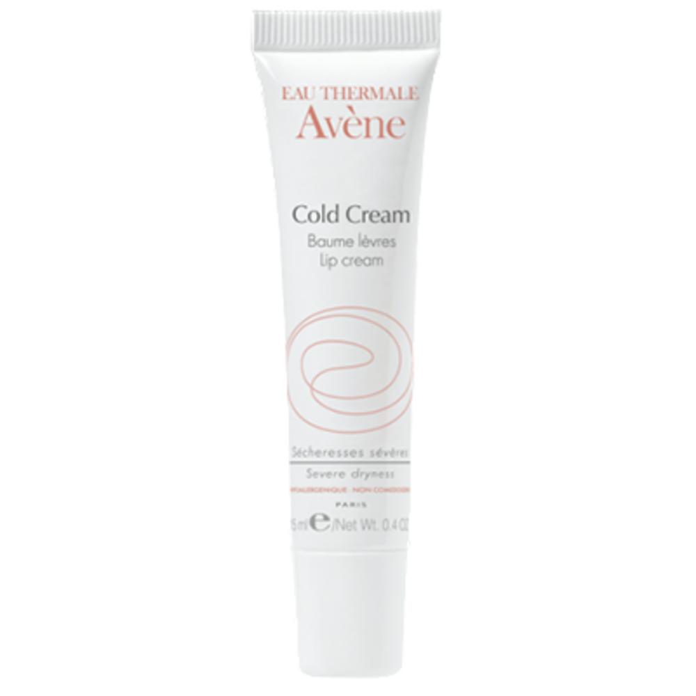Avène cold cream baume lèvres - 15 ml - avène -101201