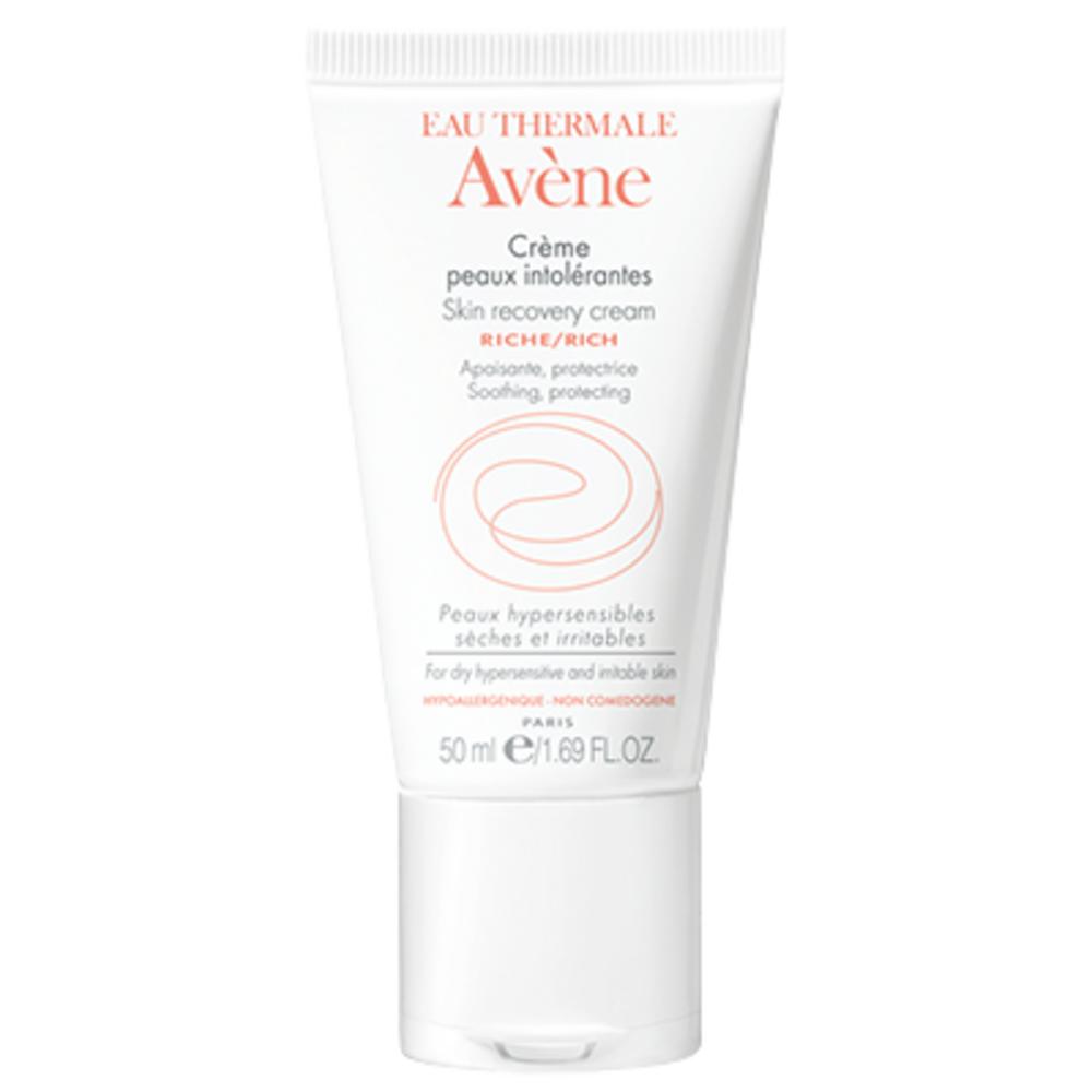 Avene crème peaux intolérantes riche - avène -130309