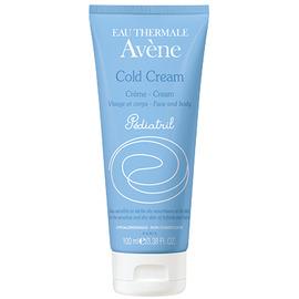 Avene pediatril cold cream crème visage corps 100ml - avène -126697