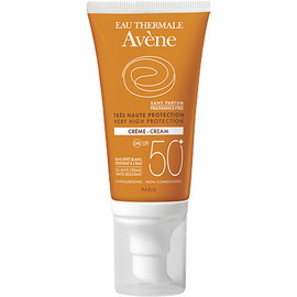 Avene solaire crème spf50+ - sans parfum - 50.0 ml - avène -190398