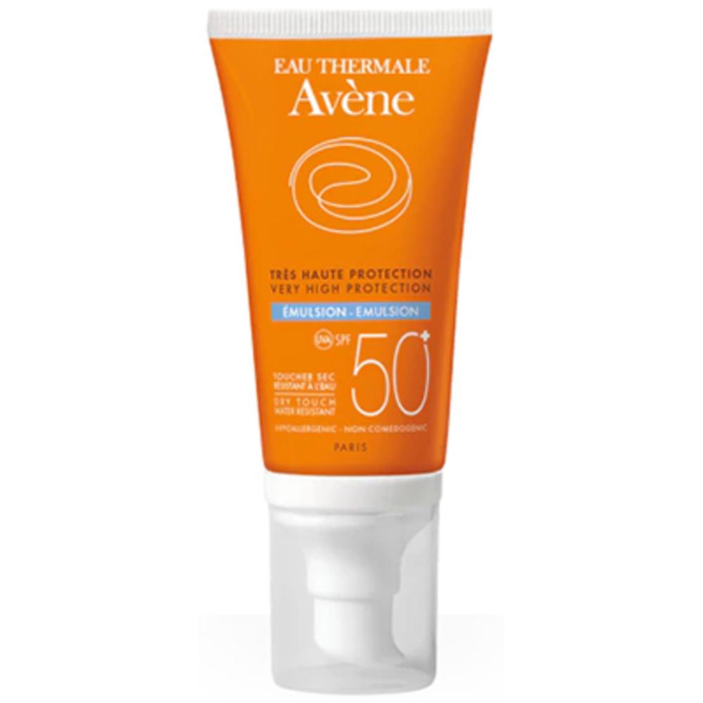 Avene solaire fluide spf50+ sans parfum 50ml Avène-220306