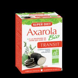 Axarola bio - 100 comprimés - 100.0 unites - transit - super diet A la Rhubarbe-8164