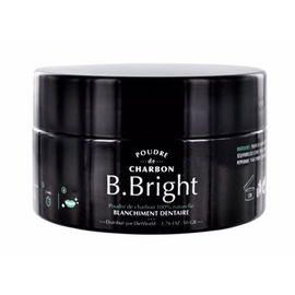 B.bright poudre de charbon 100% naturel 50g - dietworld -222404