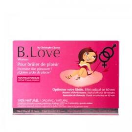 B love femme - 3 sachets de 5 g - divers - dietworld -143304