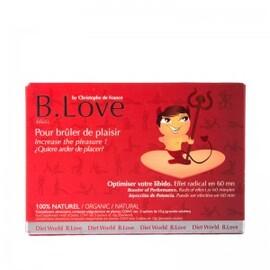 B love homme - 3 sachets de 5 g - divers - dietworld -143303