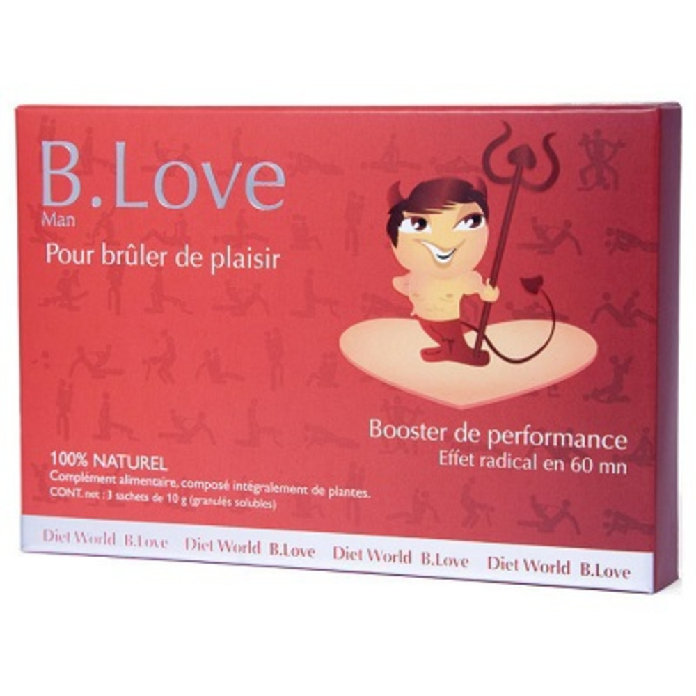 B.love man - divers - dietworld -134958