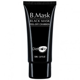 B mask masque noir au charbon 50ml - dietworld -214498