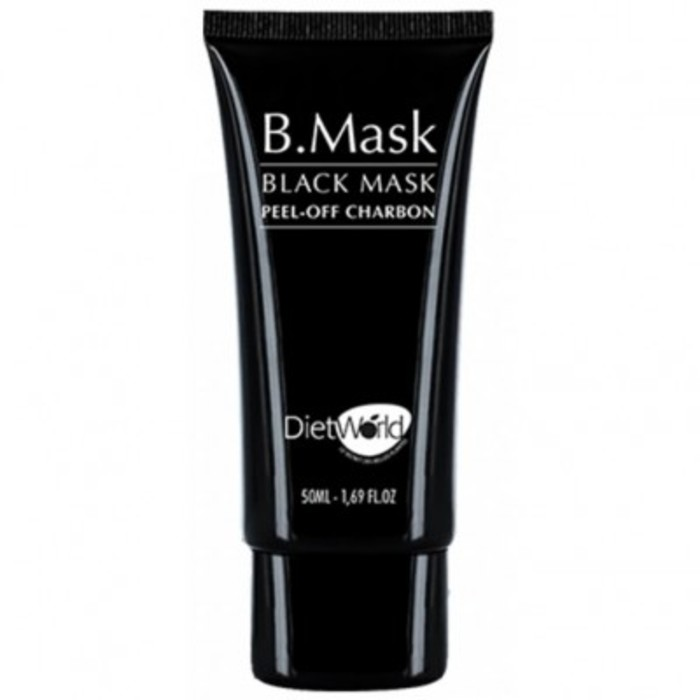 B mask masque noir au charbon 50ml Diet world-214498