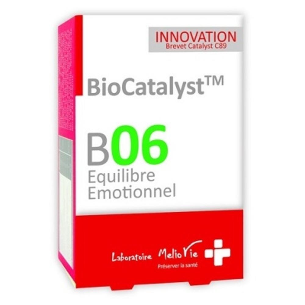 B06 Equilibre & Sommeil - 30 gélules - Biocatalyst -202617