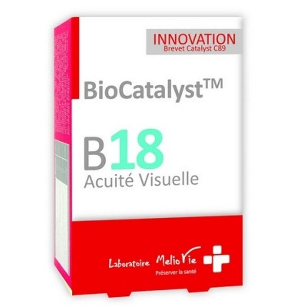 B18 Acuité Visuelle - Biocatalyst -202622
