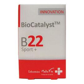 B22 sport+ 15 gélules - biocatalyst -226048