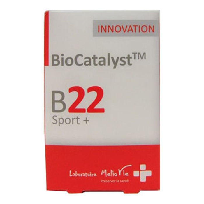 B22 sport+ 15 gélules Biocatalyst-226048
