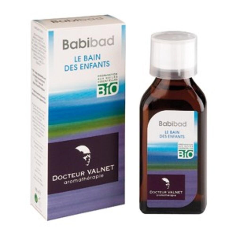 Babibad - 100.0 ml - préparations aux he bio - dr. valnet Bain des enfants-15134