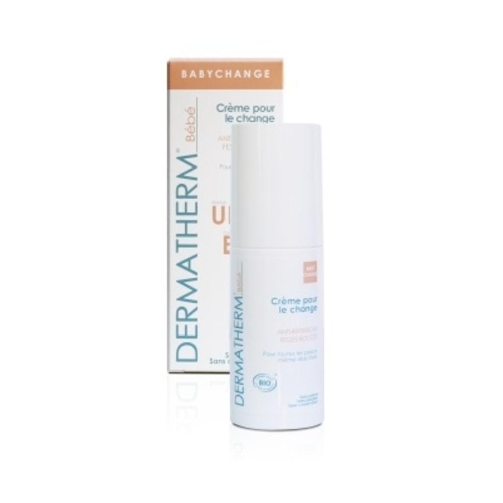 Babychange crème change - 50.0 ml - bébé 50ml visage, corps et cheveux - dermatherm Crème pour le Change-108482