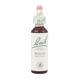 Bach original beech n°3 - 20ml - 20.0 ml - bach original Sentiment de préoccupation excessive - Tolérance-8129