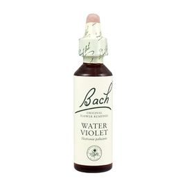 Bach original water violet n°34 - 20ml - 20.0 ml - bach original Sentiment de Solitude - Sociabilité-8176