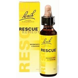 Bach rescue compte gouttes - 20.0 ml - bach original Compte goutte 20ml Rescue®-2783