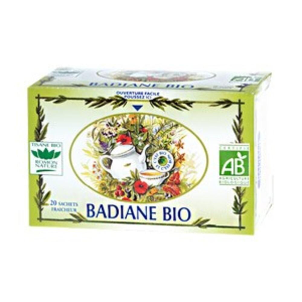 Badiane - 20.0 unites - tisanes simples bio - romon nature -16185
