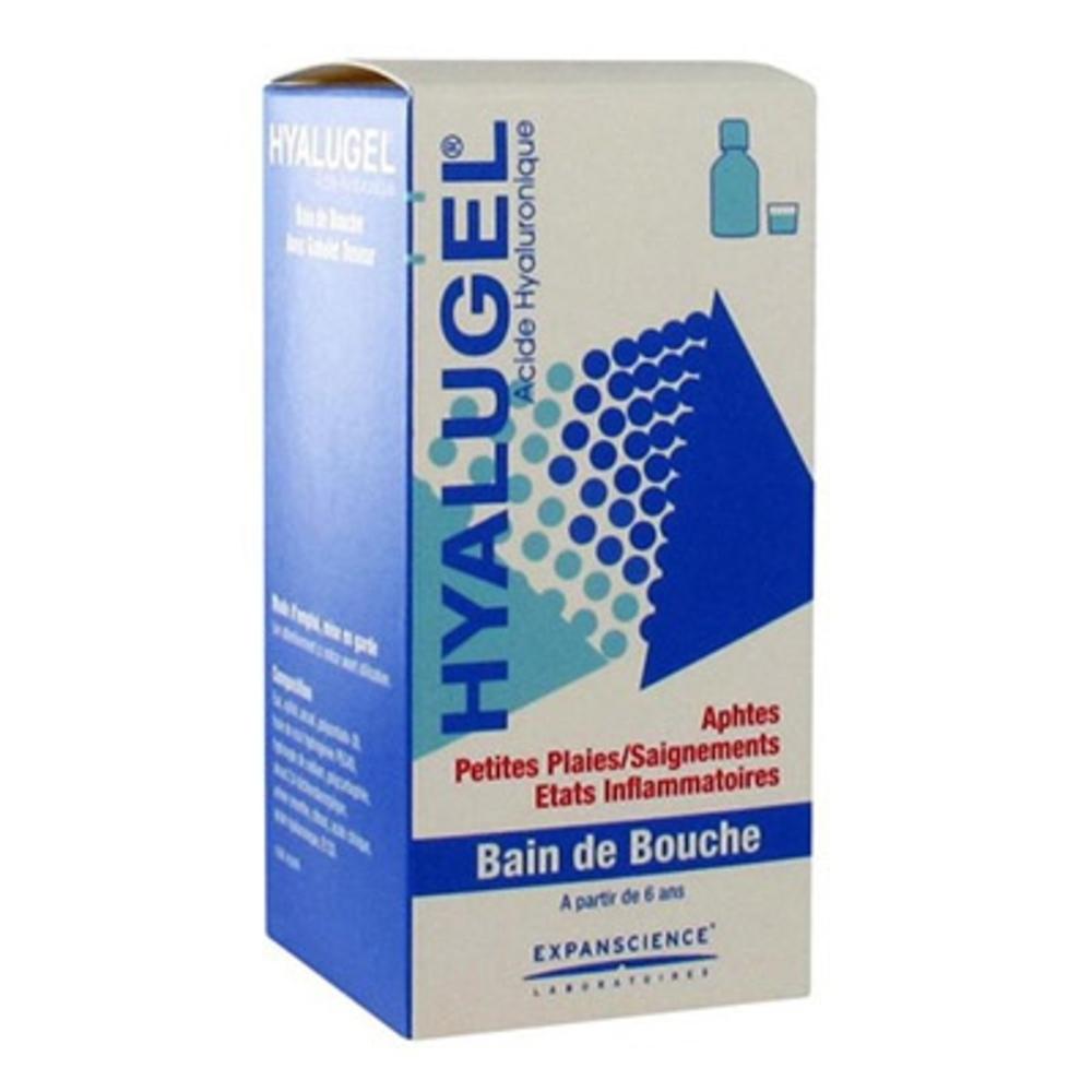 Bain de Bouche 100ml - 100.0 ml - Hyalugel -105726