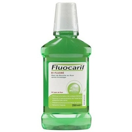 Bain de bouche bi-fluoré - 250.0 ml - fluocaril -145212