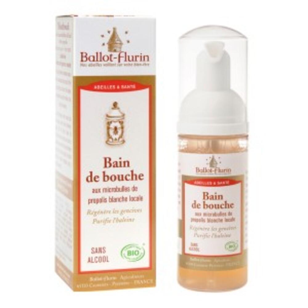Bain de bouche bio - 50 ml - divers - ballot flurin -141727