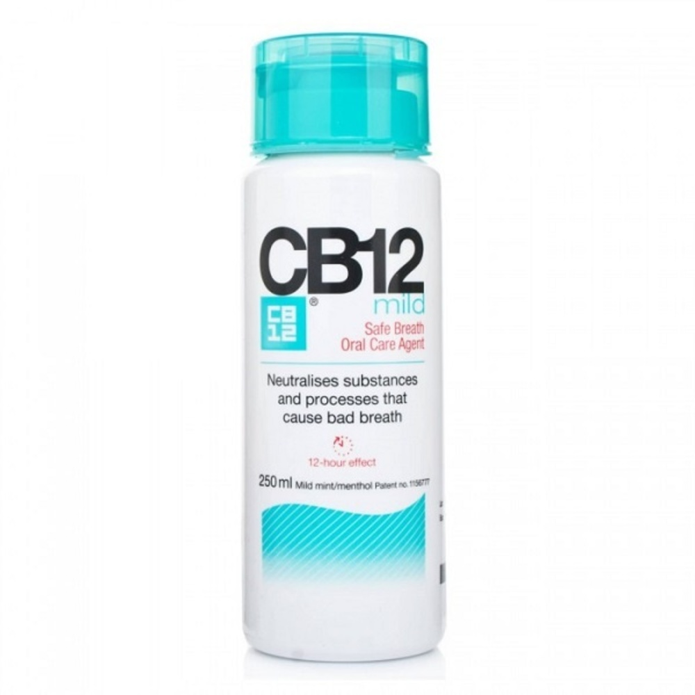Bain de bouche - mild - 250.0 ml - cb12 -179462