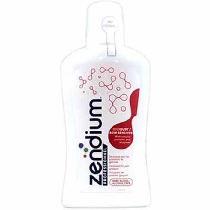 Bain de bouche soin gencives 500ml Zendium-223611