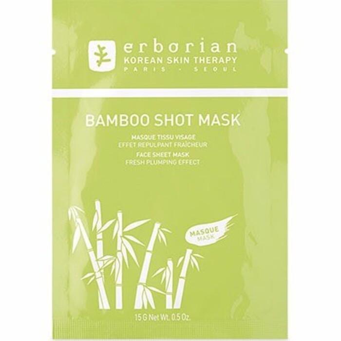 Bamboo shot mask 15g Erborian-214637