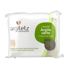 Bandes argile verte x2 - argile prête à l'emploi - argiletz -2664