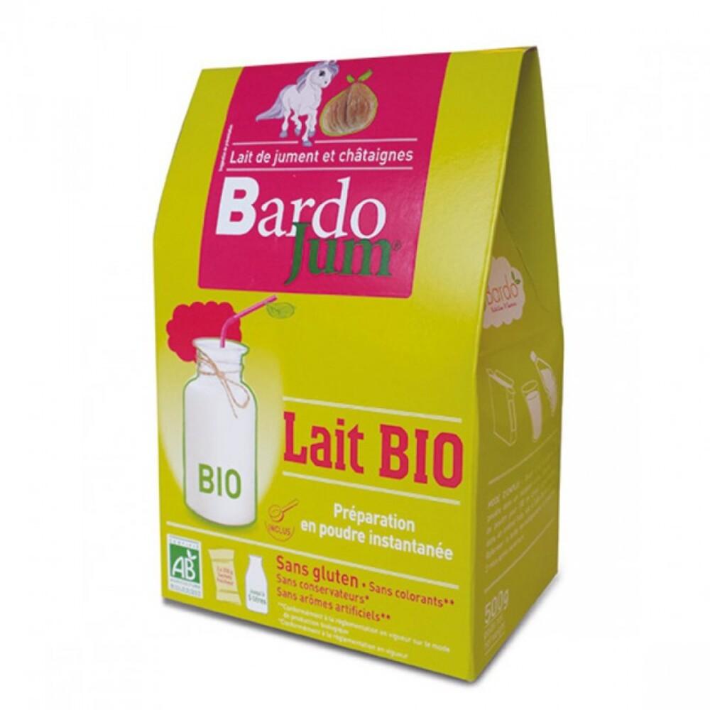 Bardo'jum châtaignes bio - boîte de 500 g - divers - de bardo -188967