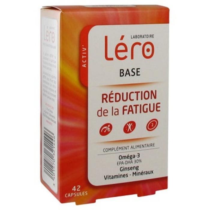 Base 42 capsules Lero-147741